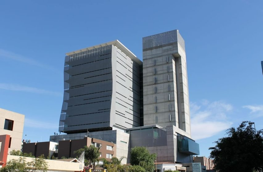 Edificio VIA Corporativo en Tijuana para SEICA