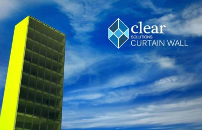 Muro Cortina Clear Solutions de BASICA